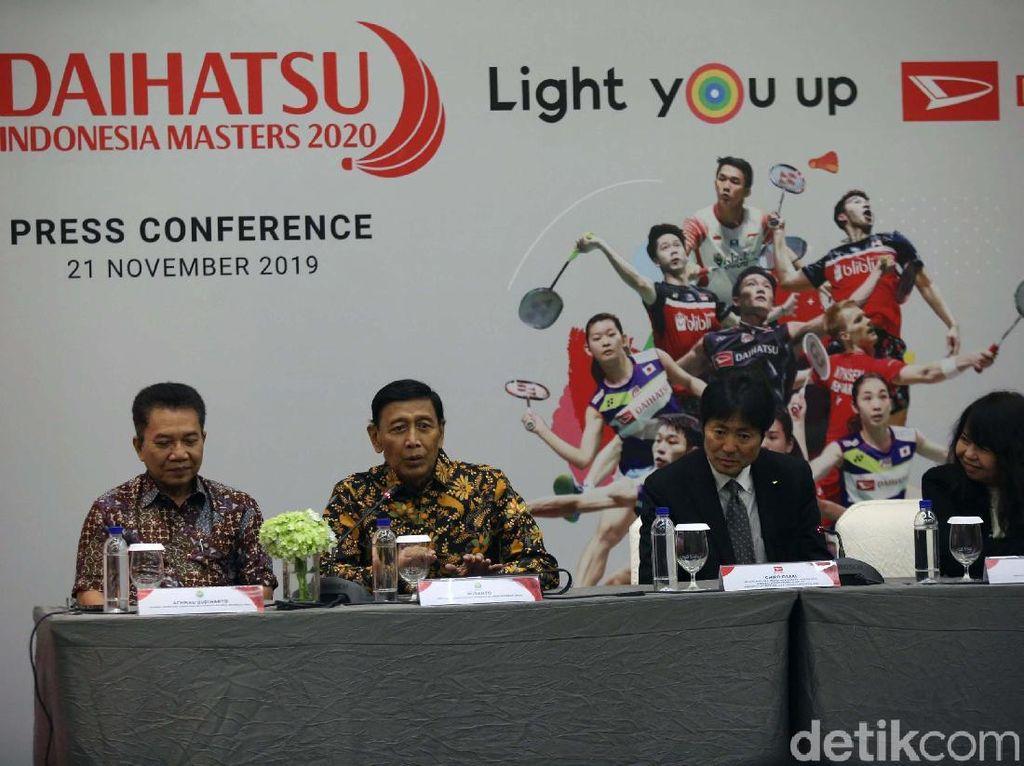 Ketua Panitia Penyelenggara Indonesia Masters 2020, Achmad Budiharto, mengatakan selain hadiah, turnamen tahun depan akan ada peningkatan dari segi penyajian.