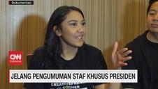 VIDEO: Milenial Yang Diisukan Masuk Staf Khusuf Presiden