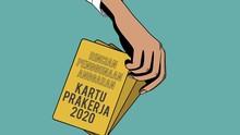 INFOGRAFIS: Cara Mendapatkan Kartu Prakerja Jokowi