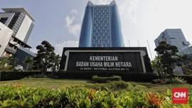 Jokowi Suntik Modal BUMN Hingga Rp18,7 T pada 2020
