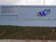 Pabrik Baja Waskita Karya Gunakan Teknologi Eropa Terbaru