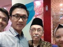 Santri Masuk Istana, Ini Aminuddin Ma'ruf Stafsus Jokowi