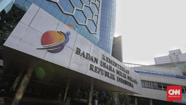 Erick Thohir akan Bentuk Skema Holding BUMN Hotel Juni 2020