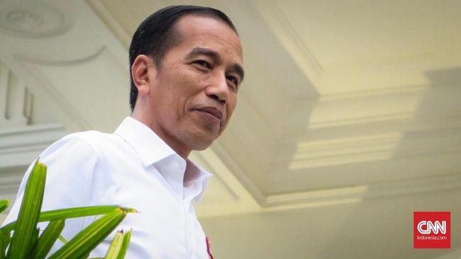 Jokowi Minta Ganti Eselon III dan IV dengan Kecerdasan Buatan