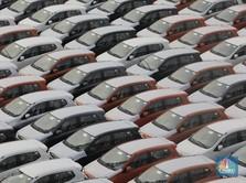 Penjualan Mobil April Anjlok Parah 90%!