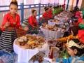Tradisi Menyuapi Prajurit Perang khas Buton Dapat Rekor Muri