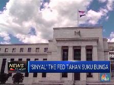 The Fed Beri Sinyal Ogah Turunkan Suku Bunga Lagi