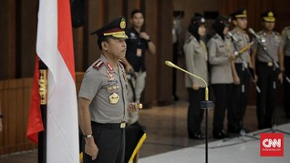 Kapolri Jenderal Idham Azis Lantik Delapan Kapolda Baru