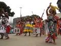 VIDEO: Serunya Hari Kesadaran Kulit Hitam di Brasil