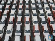 Dibayangi Corona, Penjualan Mobil Maret 2020 Ambles 15%