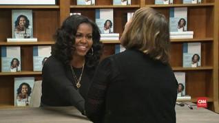 VIDEO: Michelle Obama Masuk Nominasi Grammy Awards 2020