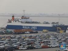 Penjualan Anjlok 90% di April, Ekspor Mobil Bakal Drop 50%