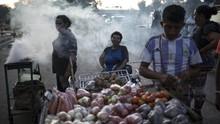 FOTO: Kisah Pilu dari Sudut Venezuela