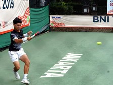 Tekuk Althaf, Christopher Lolos ke Final BNI Tennis Open 2019