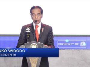 Jokowi Yakin Hilirisasi Tambang Perkuat Neraca Dagang