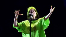 Billie Eilish Sapu Bersih Piala Utama Grammy Awards 2020