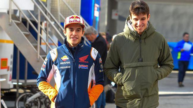 Legenda MotoGP Kritik Marquez Bersaudara di Honda
