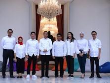 Terungkap, Gaji Staf Khusus Milenial Jokowi Rp 51 Juta/Bulan