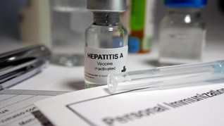 Puluhan Orang di Depok Terjangkit Hepatitis A