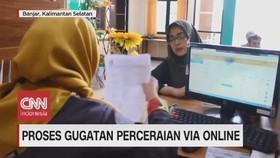 VIDEO: Proses Gugatan Perceraian Via Online