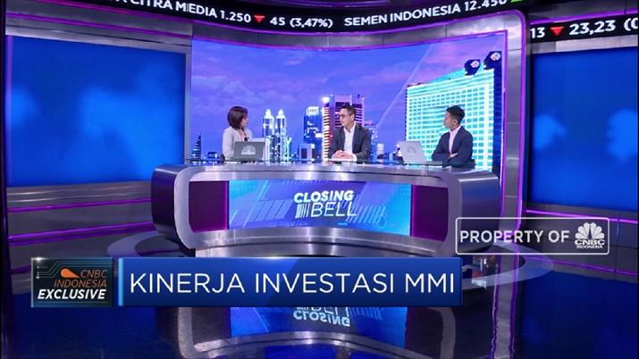 PT Mandiri Manajemen Investasi (MMI) mencatatkan dana kelolaan (asset under management/AUM) senilai Rp 57 triliun hingga Oktober 2019.