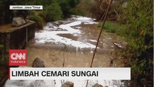 VIDEO: Limbah Cemari Sungai