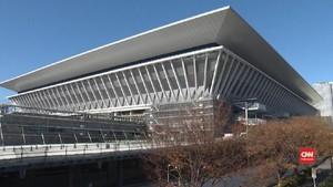 VIDEO: Venue Akuatik Olimpiade 2020 Senilai Rp7,3 Triliun