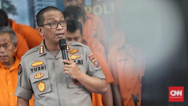 Polisi Bongkar Sindikat Penipuan Lewat Situs Palsu