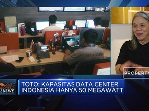 DCI: Listrik & Jaringan Jadi Tantangan Bisnis Data Center