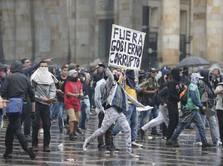 Krisis Guncang Benua Merah, Kini Giliran Kolombia