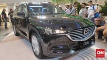 Mazda CX-8 Diimpor dari Malaysia