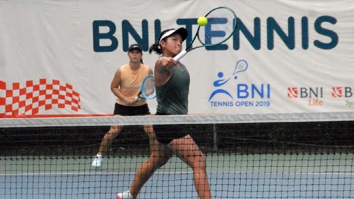 Ganda putri Beatrice-Jessy Juara di BNI Tennis Open 2019