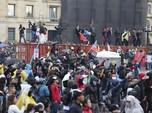 Siang Hari yang Mencekam di Kolumbia