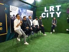Berada di Segitiga Emas, The Premiere MTH Laris Manis