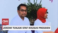 VIDEO: Profil Andi Taufan Garuda Putra, Staf Khusus Jokowi