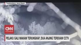 VIDEO: Pelaku Gali Makam di Tasikmalaya Terungkap