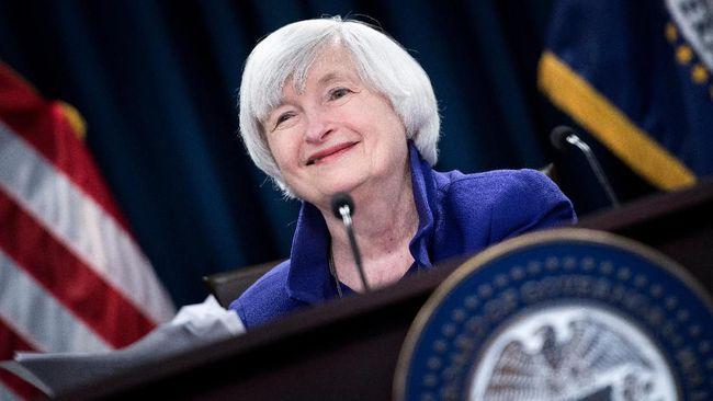 Mantan Bos The Fed Ingatkan Ancaman Resesi AS