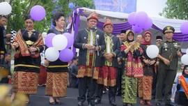 HUT Muara Enim, Gubernur Sumsel Berpesan Tingkatkan Prestasi