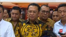 VIDEO: Bambang Soesatyo Maju Dalam Kontestasi Golkar
