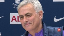 VIDEO: Mourinho Tak Akan Beli Pemain Baru untuk Tottenham