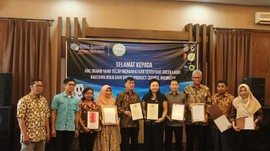GRC Board Raih Penghargaan Green Label