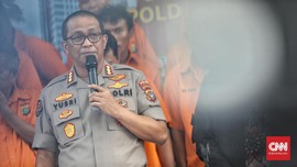 Polisi Revisi Jumlah Pembobol Bank DKI Jadi 13 Tersangka