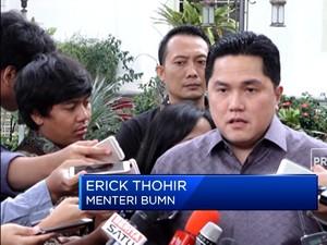 Di Istana, Erick Sebut Ahok Jadi Komisaris Utama Pertamina