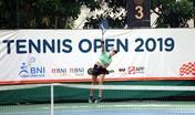 Intip Kemenangan Aldila Sutjiadi di BNI Tennis Open 2019