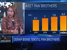 Pan Brothers Tidak Relokasi Pabrik Selagi Pekerja Produktif