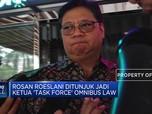 Rosan Roeslani Ditunjuk Jadi Ketua 'Task Force' Omnibus Law