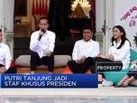 Putri Tanjung Jadi Staf Khusus Presiden