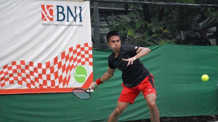 Christopher Rungkat Juara di BNI Tennis Open 2019