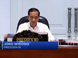 Jokowi Minta Impor Bahan  Baku Obat Diatasi