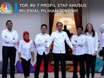 Yuk Kenalan Magnificent 7, Milenial Stafsus Pilihan Jokowi